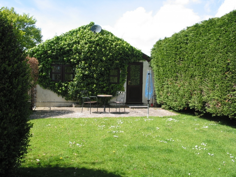 Oak garden
